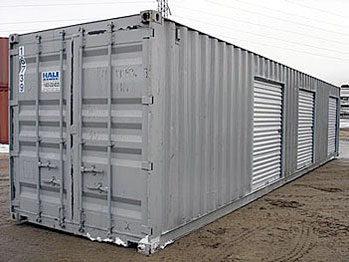 Hale Storage Trailers / Containers
