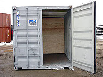Rent Trailers / Containers – Rental Department