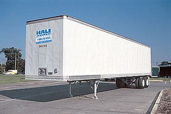 Hale Storage Trailers / Containers – Rental Department