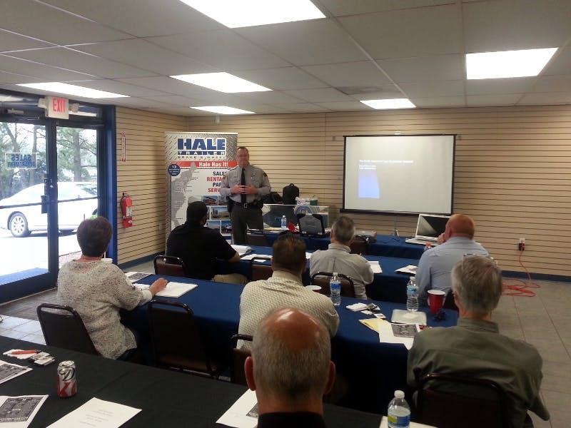 Hale Hosts NCTA Seminar at Concord 2013